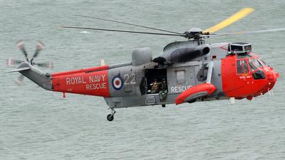 ZA167 - Westland Sea King HU.5 - United Kingdom - Royal Navy