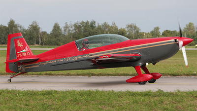JY-RFD - Extra 300LP - Royal Jordanian Falcons