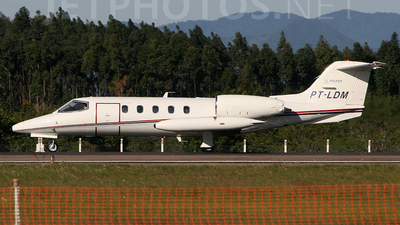 PT-LDM - Gates Learjet 35A - Golden Air
