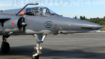 FAC3053 - IAI Kfir C12 - Colombia - Air Force