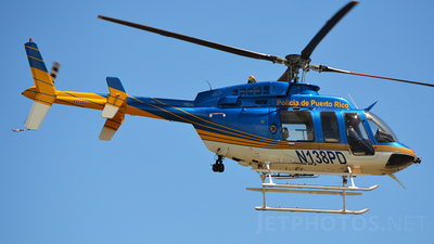 N138PD - Bell 407 - Puerto Rico - Police