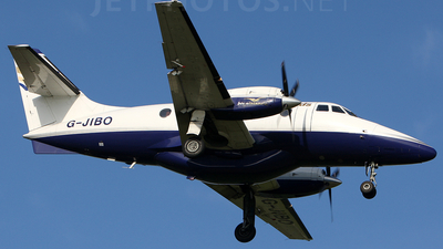 G-JIBO - British Aerospace Jetstream 31 - Blue Islands
