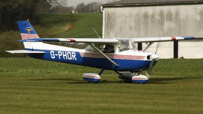 G-PHOR - Reims-Cessna FRA150L Aerobat - Private