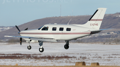 A picture of CGTHD - Piper PA46350P - [4636150] - © Mike MacKinnon