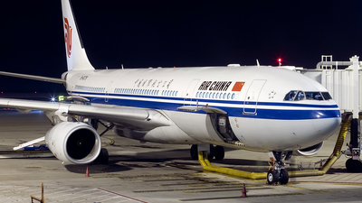 B-6079 - Airbus A330-243 - Air China