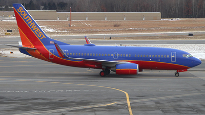 N953WN - Boeing 737-7H4 - Southwest Airlines