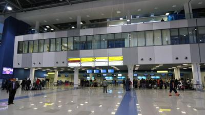 UHWW - Airport - Terminal