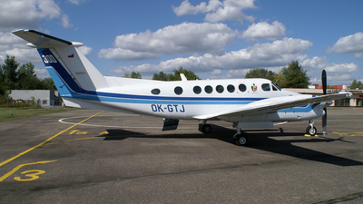OK-GTJ - Beechcraft B300 King Air - Private