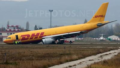 EI-EAC - Airbus A300B4-203(F) - DHL (Air Contractors)