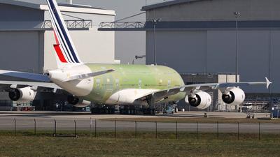 F-WWSQ - Airbus A380-861 - Air France