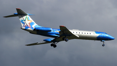 RA-65727 - Tupolev Tu-134B-3 - Center-South Airlines