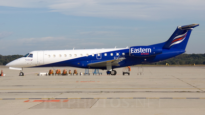 G-CGMB - Embraer ERJ-135ER - Eastern Airways