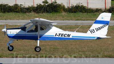 I-TECN - Tecnam P92 Echo J - Private