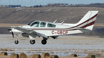 C-GBCP - Beechcraft 95-A55 Baron - Private