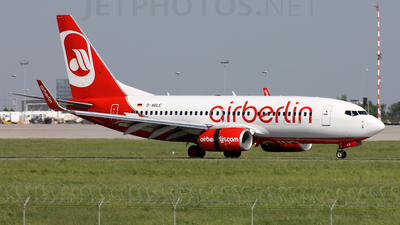 D-ABLE - Boeing 737-76J - Air Berlin