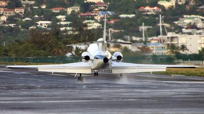 N198MR - Dassault Falcon 50EX - Private