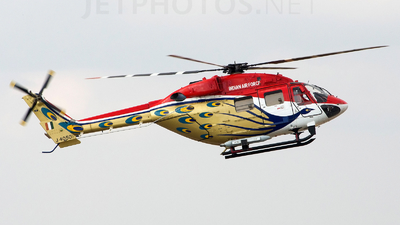 J4050 - Hindustan Aeronautics ALH Dhruv - India - Air Force