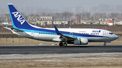 JA09AN - Boeing 737-781 - All Nippon Airways (ANA)