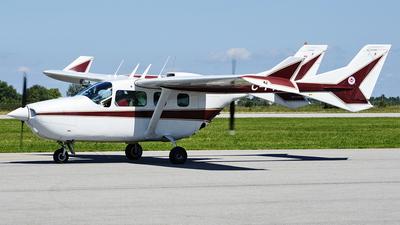 A picture of CFTES - Cessna 337G - [33701518] - © Yari Strban