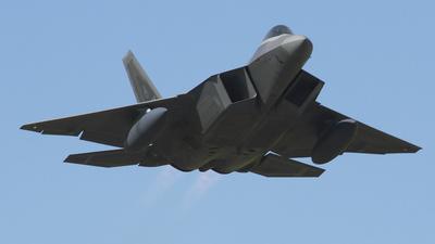 06-4108 - Lockheed Martin F-22A Raptor - United States - US Air Force (USAF)