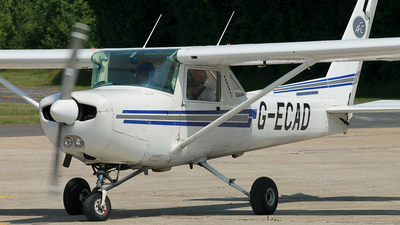 G-ECAD - Reims-Cessna FA152 Aerobat - Private