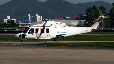 A picture of PRLCZ - Sikorsky S76C++ - [760707] - © Bruno Orofino