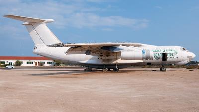 TL-ACN - Ilyushin IL-76 - Private