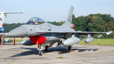 664 - General Dynamics F-16AM Fighting Falcon - Norway - Air Force