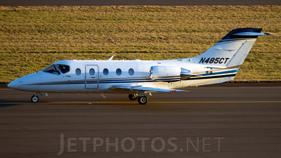 N485CT - Hawker Beechcraft 400XP - Private