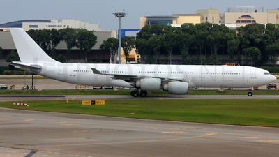 9V-SGD - Airbus A340-541 - Untitled