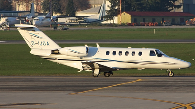 D-IJOA - Cessna 525A CitationJet 2 - Evex Air