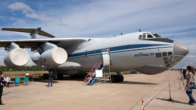 RA-78854 - Ilyushin IL-76MD-90 - Russia - Air Force