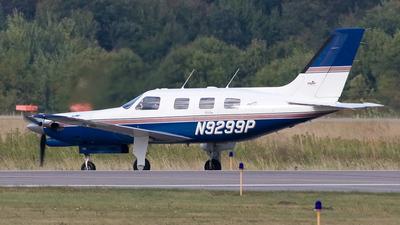 A picture of N9299P - Piper PA46350P Malibu Mirage - [4636123] - © Jeremy D. Dando