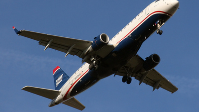 N110HQ - Embraer 170-200LR - US Airways Express (Republic Airlines)