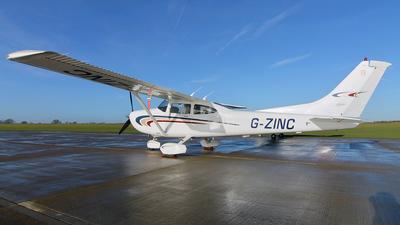 A picture of GZINC - Cessna 182S Skylane - [18280757] - © Daniel Nicholson