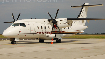 D-CPWF - Dornier Do-328-100 - Private Wings Flugcharter
