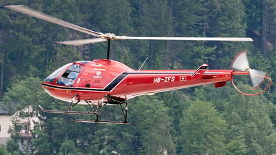 HB-ZFS - Enstrom 280FX Shark - Private