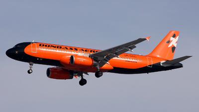 UR-DAC - Airbus A320-233 - Donbassaero