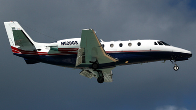 N620GS - Cessna 560XL Citation Excel - Delta AirElite Business Jets