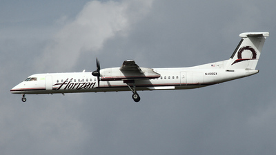 N406QX - Bombardier Dash 8-Q401 - Horizon Air