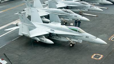 164646 - McDonnell Douglas F/A-18C Hornet - United States - US Navy (USN)