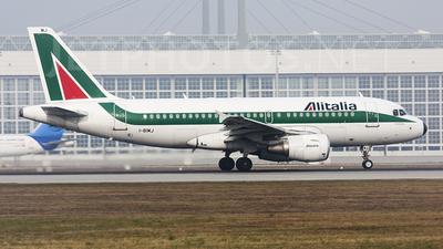 I-BIMJ - Airbus A319-112 - Alitalia