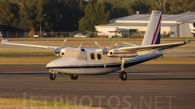 VH-MEH - Aero Commander 500S - General Aviation Maintenance (GAM)