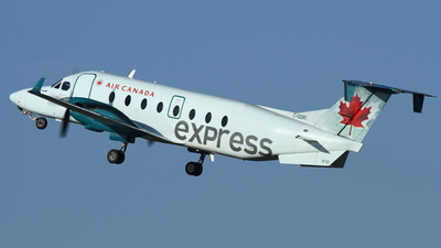 C-GORI - Beech 1900D - Air Canada Express (Air Georgian)