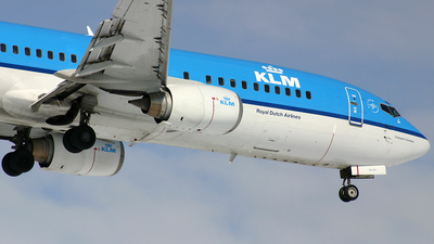 Boeing 737-406 - KLM Royal Dutch Airlines