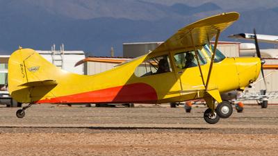 N8CJ - Aeronca 7AC Champion - Private