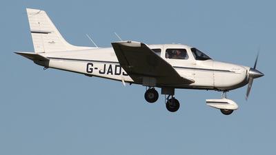 A picture of GJADJ - Piper PA28181 - [2843009] - © Ian Howat