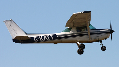 G-KATT - Cessna 152 II - Private