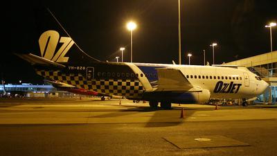 VH-OZQ - Boeing 737-229(Adv) - OzJet