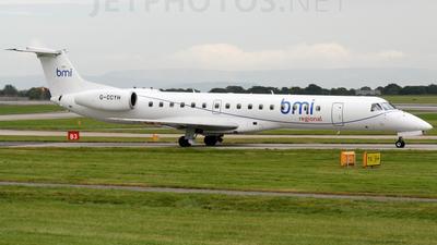 G-CCYH - Embraer ERJ-145EP - bmi Regional
